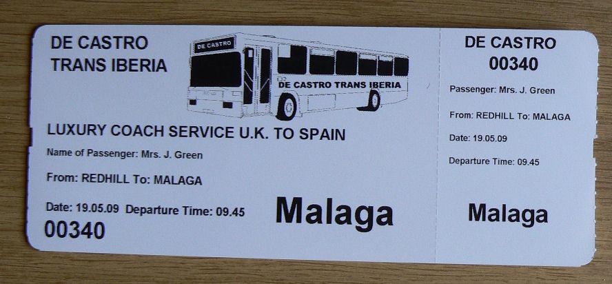 Passenger Boarding Cards Passenger Travel Tickets