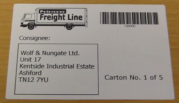 Shipping Labels – Shipping Label